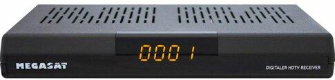 Sat-Receiver Megasat HD 450 Combo, 12 / 230 Volt