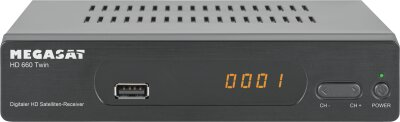 Megasat HD 660 Twin