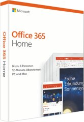 Microsoft Office 365 Home 2019 FPP
