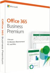 Microsoft Office 365 Business Premium 2019 FPP