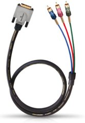 Oehlbach Cinch/RCA-DVI-I-Kabel 15m High