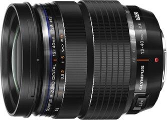 Olympus M.Zuiko Digital ED 12:40mm 1:2.8 Pro Schwarz