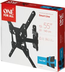 "One For All WM2451 55"" TV Wandhalterung Smart TURN"