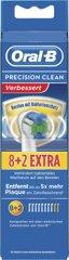 Oral-B Precision Clean Bakterienschutz 8+2er Aufst