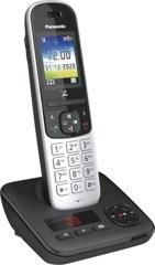 Panasonic Telefon KX-TGH720GS, Schnurrlos