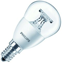 Philips CorePro LEDluster 4-25W 827 E14 P45 klar