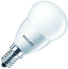 Philips CorePro LEDluster 5,5-40W 827 E14 P45 M