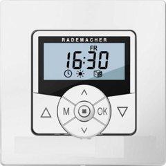 Rademacher Zeitschaltuhr 5625-AL Troll Comfort Aluminium (36500522)
