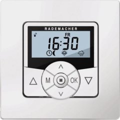 Rademacher 9498 DuoFern HomeTimer Funk Steuerung / Zeitschaltuhr (32501371)