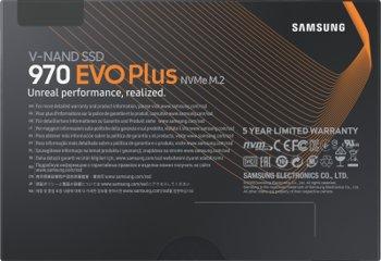 Samsung SSD 970 EVO Plus 250GB PCIe Gen3x4 M2.2280