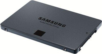 Samsung SSD 860 QVO 1TB 2,5 Zoll SATA 6Gb/s