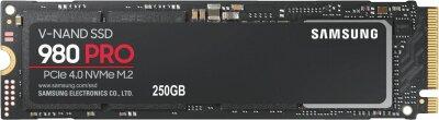 Samsung 980 PRO PCIe 4.0 NVMe M.2 SSD 250GB