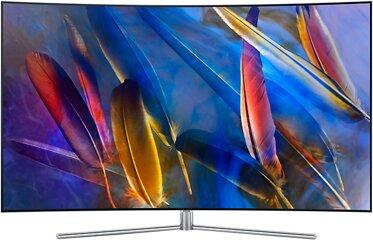 Samsung QE55Q7C, Deutsches Modell QLED UHD TV, 55 Zoll