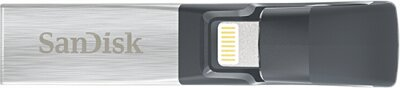 Sandisk iXpand Flash-Laufwerk 64GB