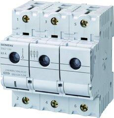 Siemens 5SG7163 NEOZED-Sicherungssockel, MINIZ