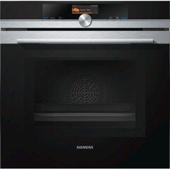 Siemens Backofen-Mikrowelle HM676G0S6 iQ700 EEK A