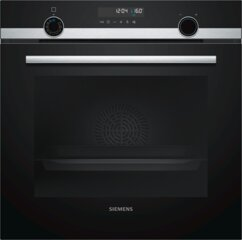 Siemens Backofen HB578ABS0, 71L, activeClean, 275°C