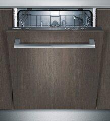 Siemens Geschirrspüler-Vollintegrierbar SN614X00AE, 12 Maßgedecke, A+