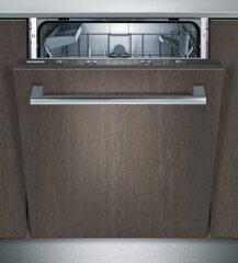 Siemens Geschirrspüler-Vollintegrierbar SN615X00AE, 12 Maßgedecke, A+