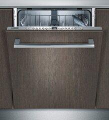 Siemens Spülmaschine-Vollintegrierbar SN636X01GE, 12 Maßgedecke, A++