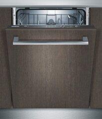 Siemens Geschirrspüler-Vollintegrierbar SX614X00AE, 12 Maßgedecke, A+