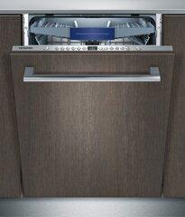 Siemens Spülmaschine-Vollintegrierbar SX636X01KE, 13 Maßgedecke, A++