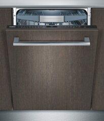 Siemens Geschirrspüler-Vollintergrierbar SX658X06TE, 14 Maßgedecke, A+++