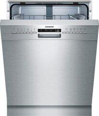 Siemens Geschirrspüler-Unterbau SN436S01GE, 12 Maßgedecke, A++