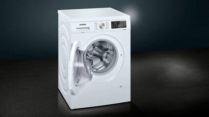Siemens Waschmaschine-Unterbaufähig WU14Q440, 7kg, 1400 U/min, A+++