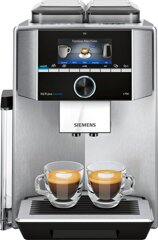 Siemens Kaffee Vollautomat TI9575X1DE, 2.3L, Edelstahl