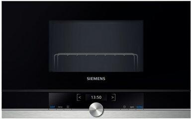 Siemens Mikrowelle BE634RGS1, 21L, 900W