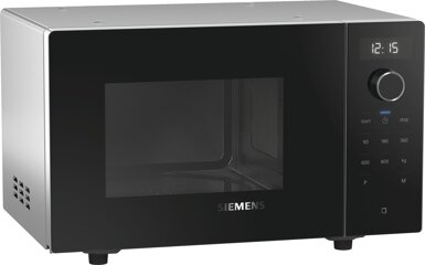 Siemens Mikrowelle FF513MMB0, Schwarz