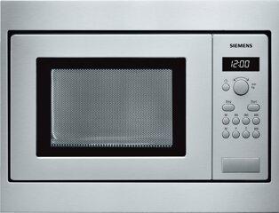 Siemens Mikrowelle HF15M552, 800 W, Grau
