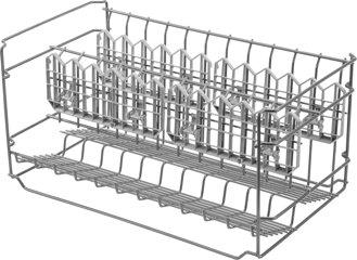 Siemens SZ73640 Gläserkorb Langstielgläser, Korbeinsatz für Geschirrspüler