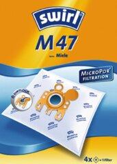 Swirl M 47 MicroPor Staubsaugerbeutel