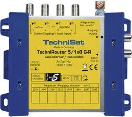 Technisat TechniRouter 5/1x8 G-R