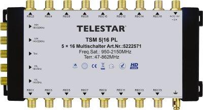 Telestar TSM 5/16 PL