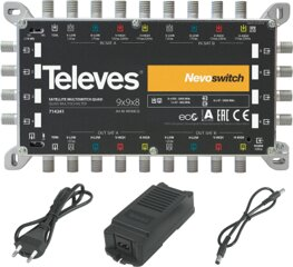 Televes MS98NCQ Nevoswitch