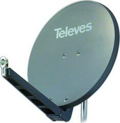 Televes Parabolspiegel S75QSD-G, Sat - Spiegel Aluminium