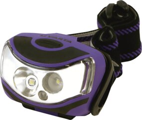 Varta 2x1W LED Outdoor Sports Head Light 3AAA