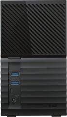 Western Digital My Book Duo 16TB 2017