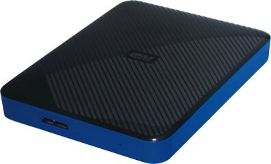 Western Digital WD Gaming Drive 4TB works with Pla