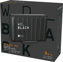 Western Digital WD Black D10 8TB Game Drive