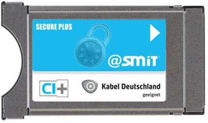 CI+ Modul für Kabel Deutschland