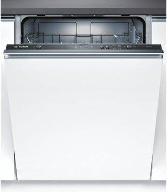 Bosch Spülmaschine vollintegriert, Einbau Geschirrspüler Bosch SMV24AX00E
