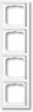 Busch-Jaeger future® linear-Abdeckrahmen 1724-184K | 1754-0-4238