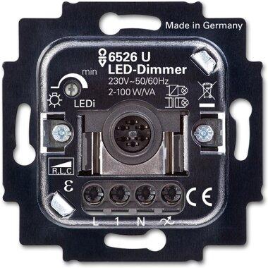 Busch-Jaeger Busch-Tastdimmer 6526 U | 6512-0-0322