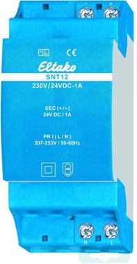 Eltako Schaltnetzteil 230V/24V DC-1A