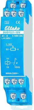 Eltako 1-10V-Steuergerät für Universal-Dimmschalter