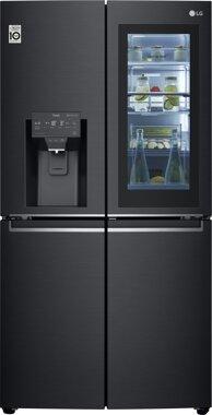 French Door Kühlschrank Side by Side mit Festwasseranschluss, LG GMX945MC9F